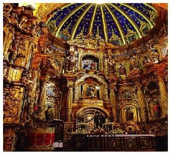 Arte y arquitectura colonial - Cuadros estilo colonial ...